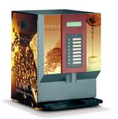 Imola 5S Coffee Vending Machine