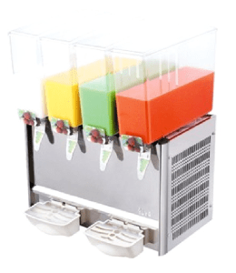 Juice Dispenser 9L 4 bowls