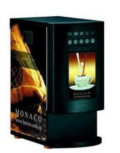 Monaco 3SCoffee Vending Machine