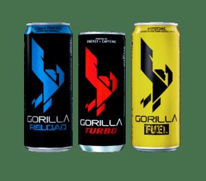Gorilla isotonic